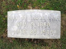 Ella <I>Tunnell</I> Long