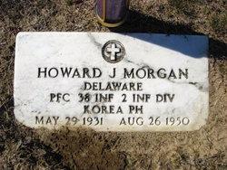 """Howard James """"Buster"""" Morgan"""