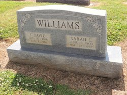 Sarah Pauline <I>Claxton</I> Williams