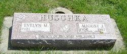 """August J """"Red"""" Huschka"""