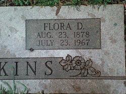 Flora <I>Douglas</I> Atkins