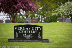 Vergas City Cemetery