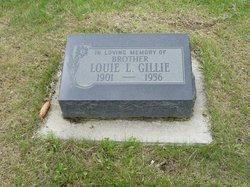 """Louis L """"Louie"""" Gillie"""