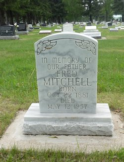 Fred Mitchell