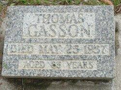 Thomas Gasson