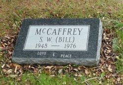 """Sinclair William """"Bill"""" McCaffrey"""