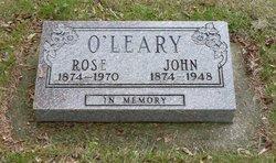 Rose Ellen <I>Mcclain</I> O'Leary