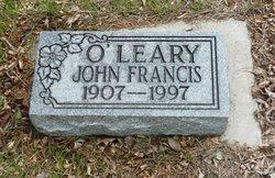 John Francis O'Leary