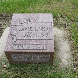 "Janos ""John"" Fekete"