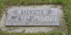 Dr James Ross Brewster