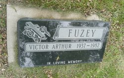 Victor Arthur Fuzey