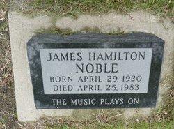 James Hamilton Noble