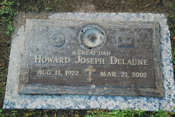 Howard Joseph Delaune