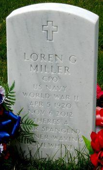 Loren Gale Miller