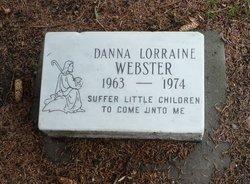 Danna Lorraine Webster