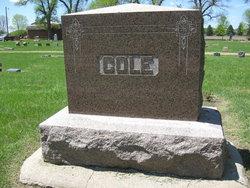 Julia Inga <I>Olson</I> Cole
