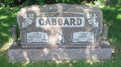 Minnie L. <I>Lowery</I> Gabbard