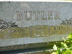 Dorothy M Butler