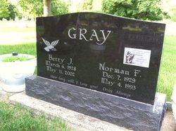 Betty June <I>Finch</I> Gray