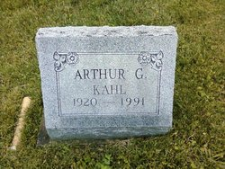 Arthur Glenn Kahl