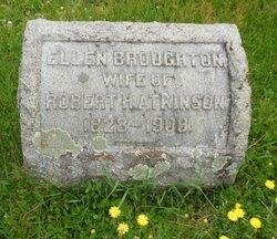 Ellen <I>Broughton</I> Atkinson