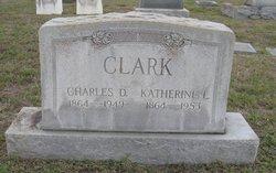 Kathrine Linda <I>Roundy</I> Clark