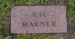 Grace Amanda <I>Allen</I> Warner