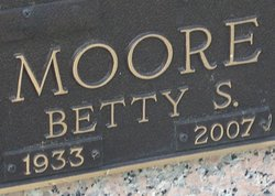 Betty S Moore