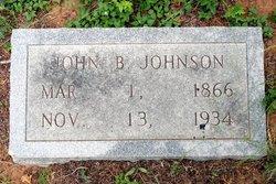 John Bedford Johnson