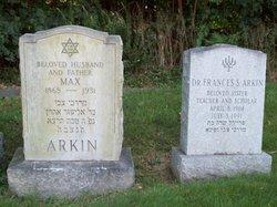 Dr Frances S. Arkin