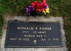 Pvt Donald P. Fisher