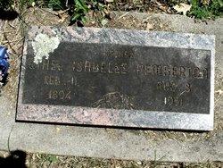 Ethel Isabelle Pemberton