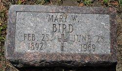 Mary W. Bird