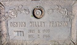 Denton Willey Pearson