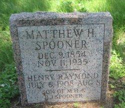 Matthew Henry Spooner