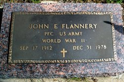 PFC John E. Flannery