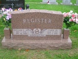 Carol Jo <I>Fisher</I> Register