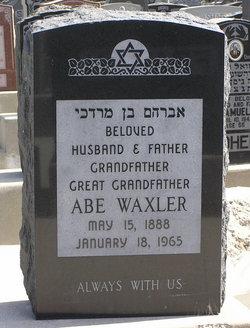 Abe Waxler