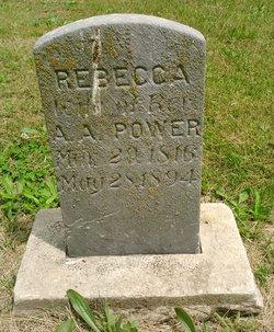 Mrs Rebecca Power