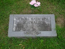 Nichole Katherine Schwalie