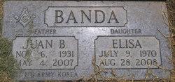 Juan B Banda