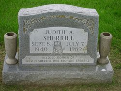 Judith A. Sherrill