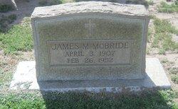 James Monroe McBride