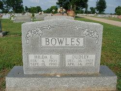 Hilda Emma <I>Nally</I> Bowles