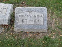 Helen Frances <I>Forbes</I> Ashburner