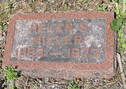 Helen C. <I>Schaefer</I> Miller
