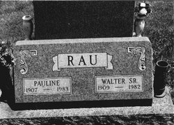 Walter Lambert Rau, Sr