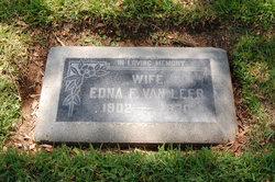 Edna F. Van Leer