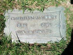 Christian Adrian Moore