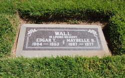Maybelle B. Wall